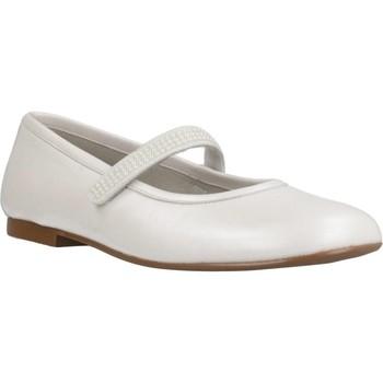 Schoenen Meisjes Ballerina's Landos 8236AE Wit