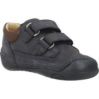 Schoenen Jongens Lage sneakers Chicco DUILI0 Blauw