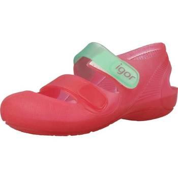 Schoenen Meisjes Waterschoenen Igor S10146 Roze