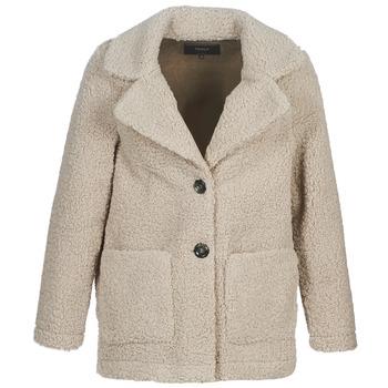 Textiel Dames Mantel jassen Only ONLFILIPPA Grijs