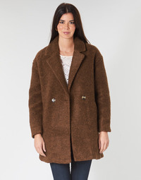 Textiel Dames Mantel jassen Only ONLNINA Brown