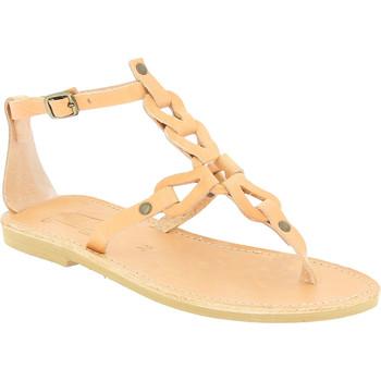 Schoenen Dames Sandalen / Open schoenen Attica Sandals GAIA CALF NUDE Nudo