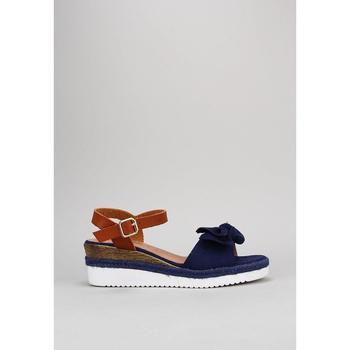 Schoenen Dames Sandalen / Open schoenen Isteria 9030 Blauw