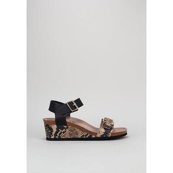 Schoenen Dames Sandalen / Open schoenen Senses & Shoes GIUDECA Beige