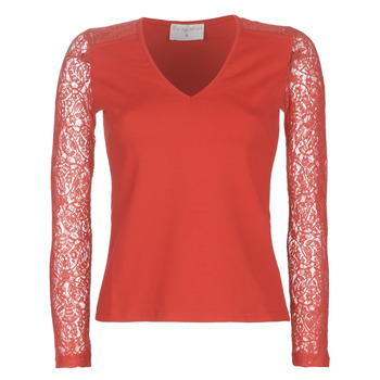 Textiel Dames Tops / Blousjes Moony Mood LANELORE Rood