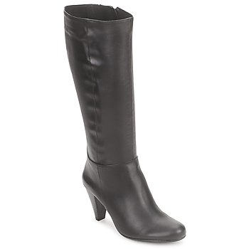 Schoenen Dames Hoge laarzen So Size ARDEIN Zwart