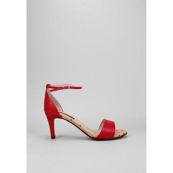 Schoenen Dames Sandalen / Open schoenen Krack Harmony LINO Rood