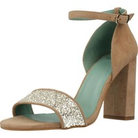 Schoenen Dames Sandalen / Open schoenen Lab 18272 586 Bruin