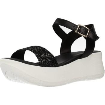 Schoenen Dames Sandalen / Open schoenen Clover 15741C Zwart