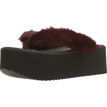 Schoenen Dames Slippers Clover 89828 Rood