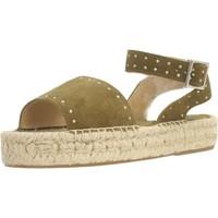 Schoenen Dames Sandalen / Open schoenen Clover 7936C Groen