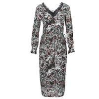 Textiel Dames Lange jurken Heimstone LAKE Zwart / Multikleuren