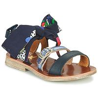 Schoenen Meisjes Sandalen / Open schoenen Catimini CASALA Marine
