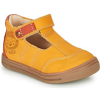 Schoenen Jongens Lage sneakers GBB ARENI Orange