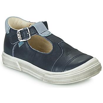 Schoenen Jongens Hoge sneakers GBB DENYS Blauw