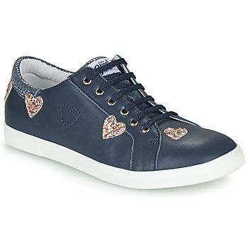 Schoenen Meisjes Lage sneakers GBB ASTROLA Marine