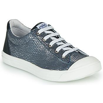 Schoenen Meisjes Lage sneakers GBB MATIA Marine