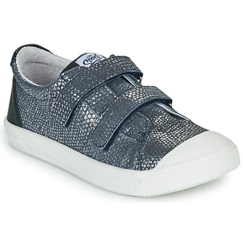 Schoenen Meisjes Lage sneakers GBB NOELLA Marine