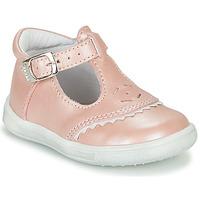 Schoenen Meisjes Ballerina's GBB AGENOR Roze