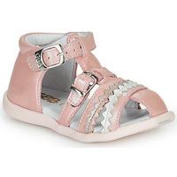 Schoenen Meisjes Sandalen / Open schoenen GBB ALIDA Roze
