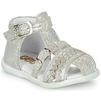 Schoenen Meisjes Sandalen / Open schoenen GBB ALIDA Beige