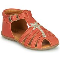 Schoenen Meisjes Sandalen / Open schoenen GBB ANAYA Corail