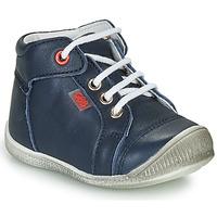 Schoenen Jongens Hoge sneakers GBB PARGA Marine