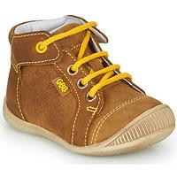 Schoenen Jongens Hoge sneakers GBB PARGA Brown