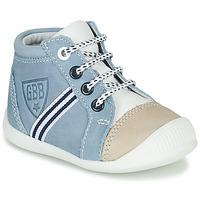 Schoenen Jongens Hoge sneakers GBB GABRI Blauw