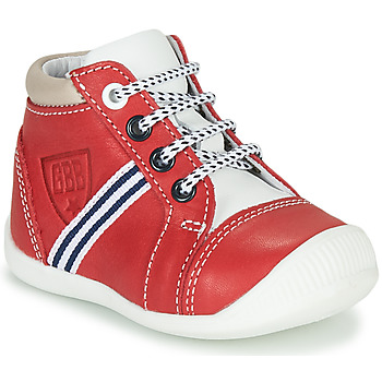 Schoenen Jongens Hoge sneakers GBB GABRI Rood