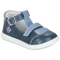 Schoenen Jongens Hoge sneakers GBB BERETO Blauw