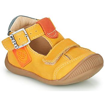 Schoenen Jongens Sandalen / Open schoenen GBB BOLINA Geel