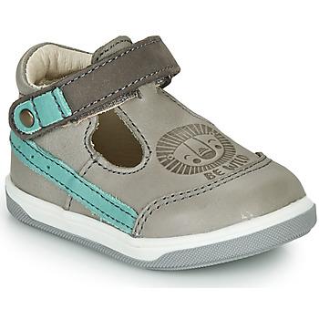 Schoenen Jongens Hoge sneakers GBB ANGOR Grijs