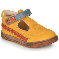 Schoenen Jongens Hoge sneakers GBB ANGOR Orange