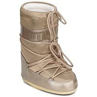 Schoenen Dames Snowboots Moon Boot MOON BOOT GLANCE Platinum