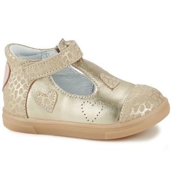Schoenen Meisjes Lage sneakers GBB ANISA Beige