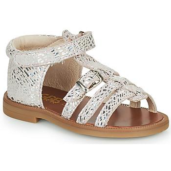 Schoenen Meisjes Sandalen / Open schoenen GBB PHILIPPINE Roze