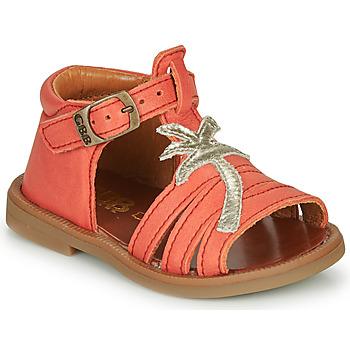 Schoenen Meisjes Sandalen / Open schoenen GBB ARAGA Corail