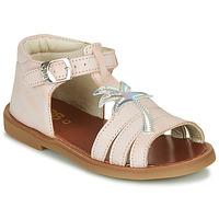 Schoenen Meisjes Sandalen / Open schoenen GBB ARAGA Roze