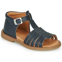 Schoenen Meisjes Sandalen / Open schoenen GBB ATECA Marine