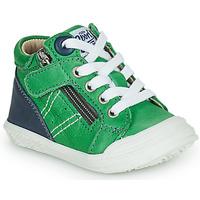 Schoenen Jongens Hoge sneakers GBB ANATOLE Groen