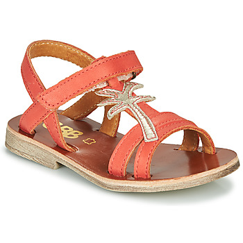 Schoenen Meisjes Sandalen / Open schoenen GBB SAPELA Corail