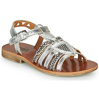 Schoenen Meisjes Sandalen / Open schoenen GBB FANNI Zilver