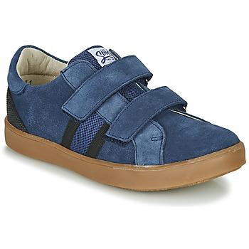 Schoenen Jongens Lage sneakers GBB AVEDON Blauw
