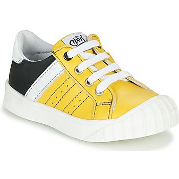 Schoenen Jongens Lage sneakers GBB LINNO Geel