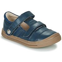 Schoenen Jongens Sandalen / Open schoenen GBB MANUK Blauw