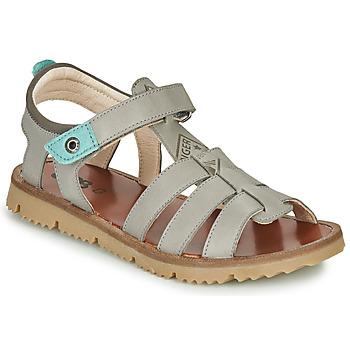 Schoenen Jongens Sandalen / Open schoenen GBB PATHE Zwart