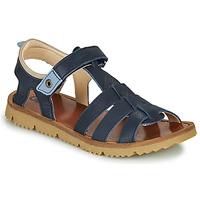 Schoenen Jongens Sandalen / Open schoenen GBB PATHE Marine