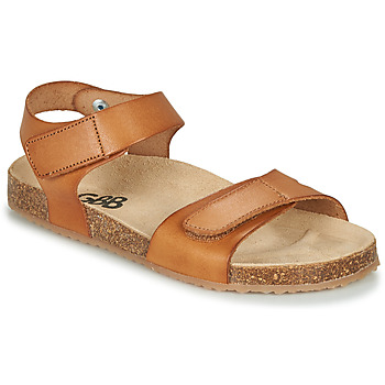 Schoenen Jongens Sandalen / Open schoenen GBB KIPILO Cognac