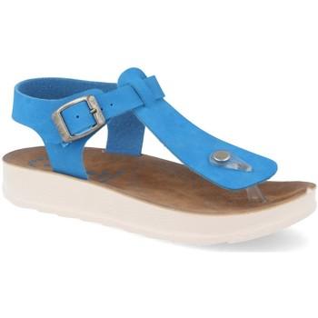 Schoenen Dames Sandalen / Open schoenen Ainy HG22-384 Azul